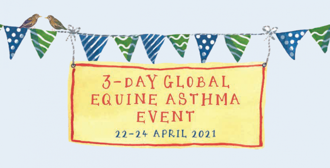 3-day global equine asthma event